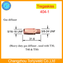 Tregaskiss 404-1 copper welding tips